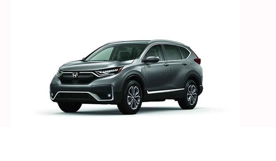 Querés conocer la nueva Honda CR-V: acá te la mostramos totalmente renovada | Garantia Plus