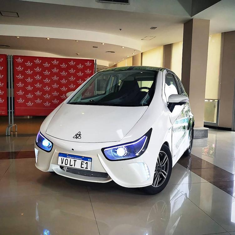 Cómo es el auto eléctrico que fabrican en Córdoba: un citycar que podrá circular por rutas y autopistas | Garantia Plus
