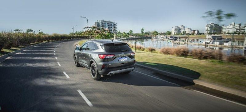 Ford lanzó la nueva Kuga con tecnología híbrida: cómo es y cuánto sale | Garantia Plus
