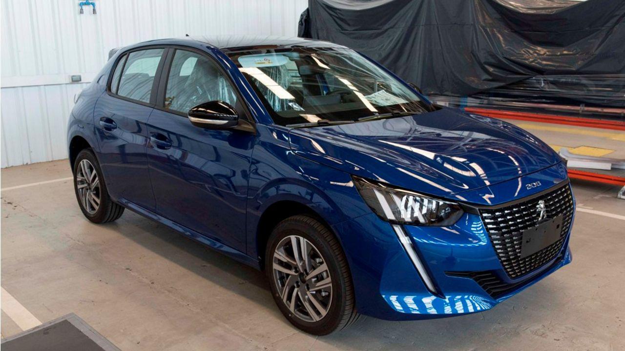Nuevo Peugeot 208 argentino: más detalles | Garantia Plus