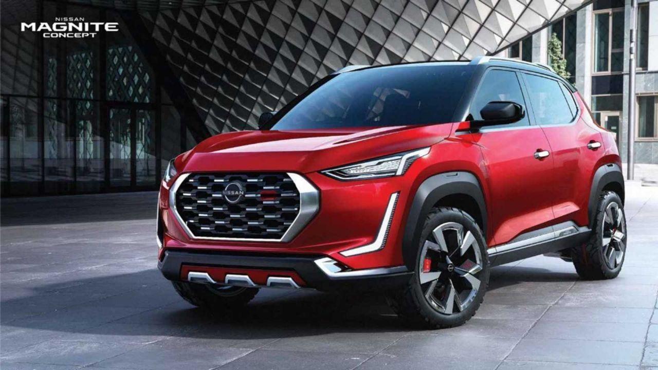 Así es el nuevo SUV chico de Nissan | Garantia Plus