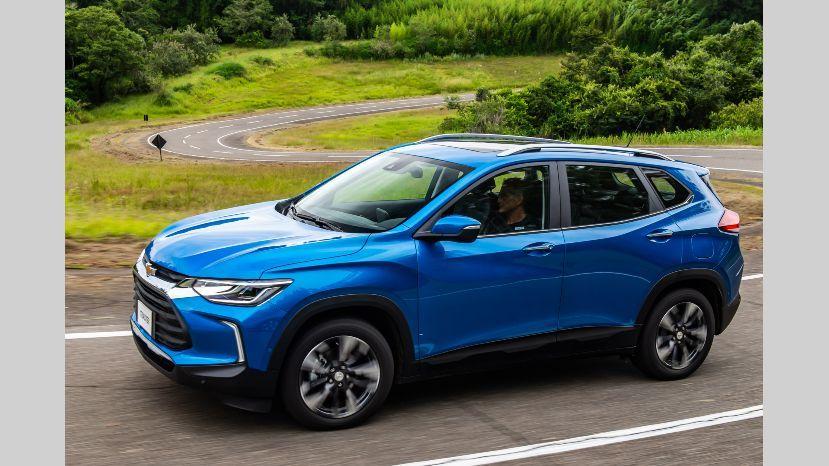 Chevrolet ya vende la nueva Tracker en el país: precios y características | Garantia Plus