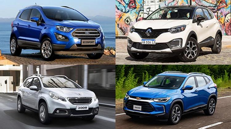 La guerra entre las SUV chicas que ni la crisis puede frenar: modelos por menos de $1,5 millones | Garantia Plus