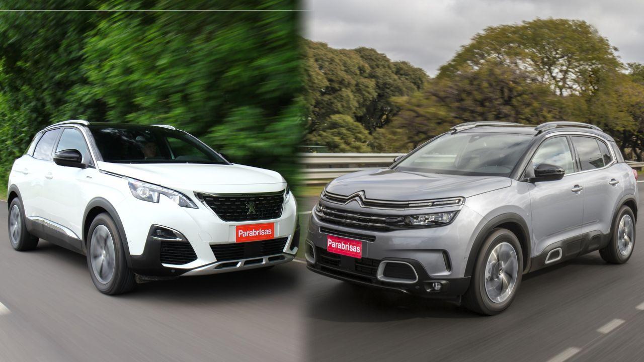 El ADN y sus matices: Peugeot 3008 vs. Citroën C5 Aircross | Garantia Plus