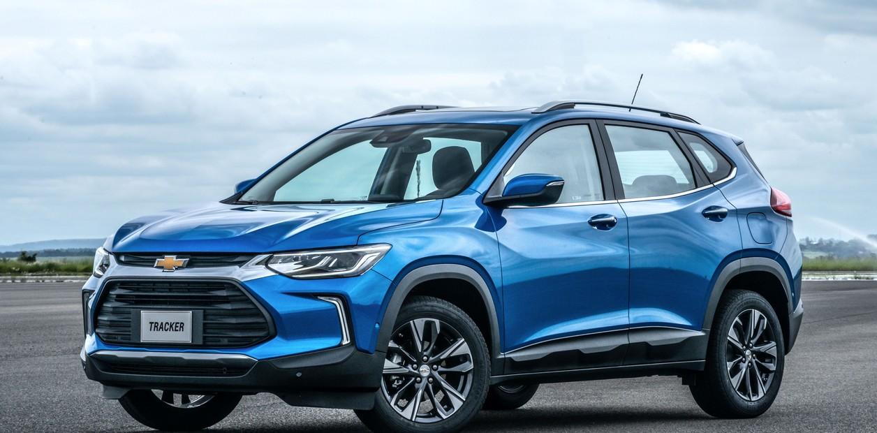 Chevrolet Tracker: el SUV más conectado del mercado | Garantia Plus