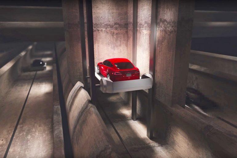 Cómo es el primer túnel de alta velocidad para autos | Garantia Plus