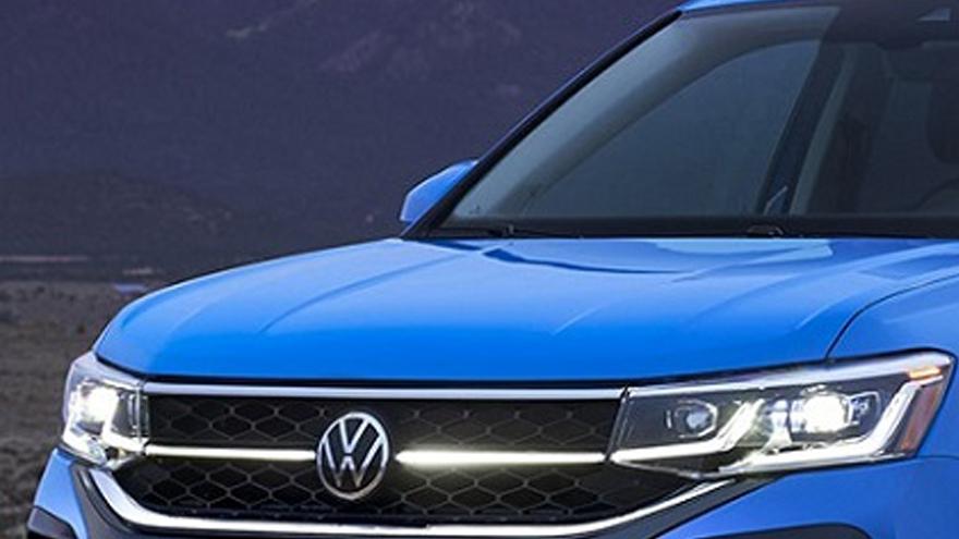 Así es Volkswagen Taos, el nuevo SUV que se fabricará en la Argentina | Garantia Plus