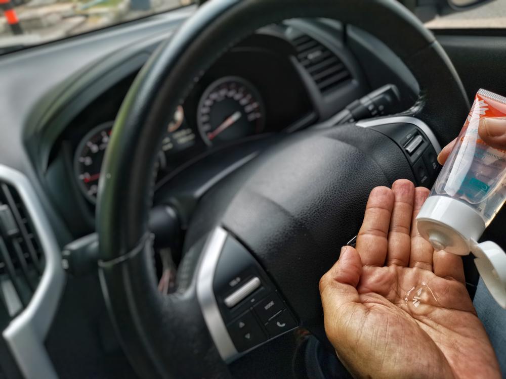 Alcohol en gel: ¿Puede explotar en el auto? | Garantia Plus