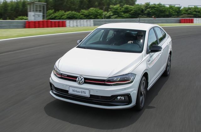 Volkswagen Virtus GTS, el sedán más rápido de su categoría | Garantia Plus