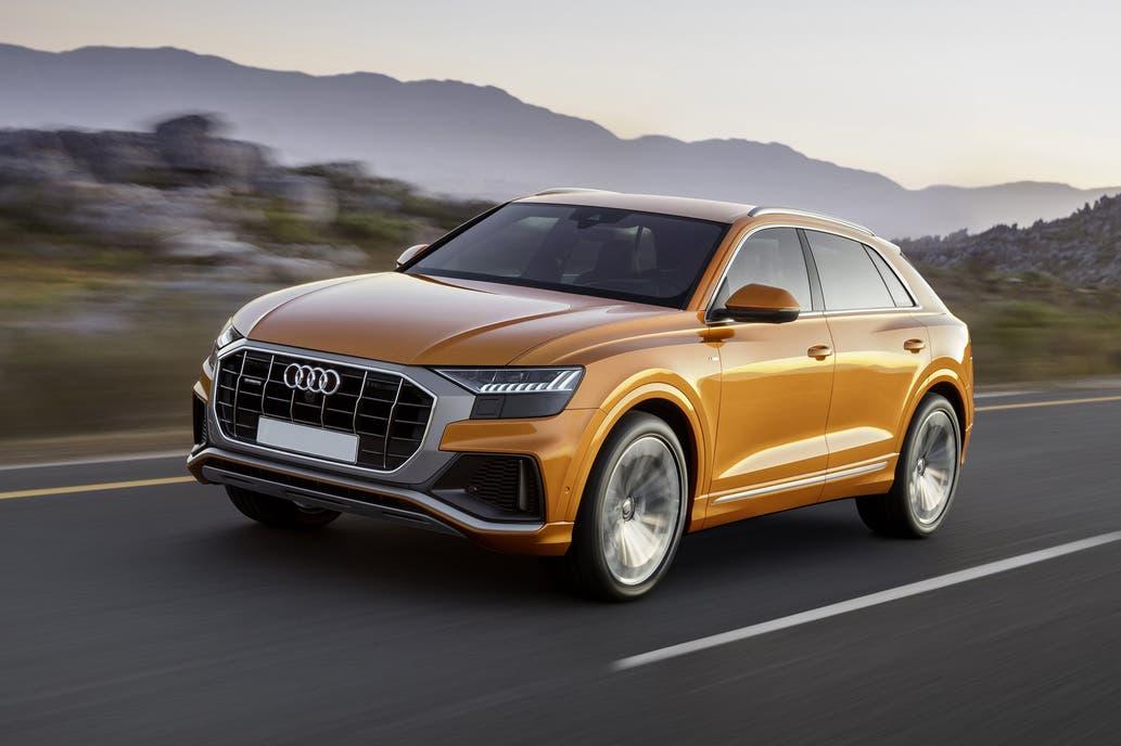 Test drive: Audi Q8, con mucha personalidad para distinguirse | Garantia Plus