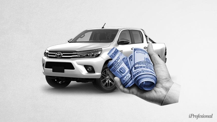 De Toyota a Ford, las 10 pickups más vendidas del momento | Garantia Plus