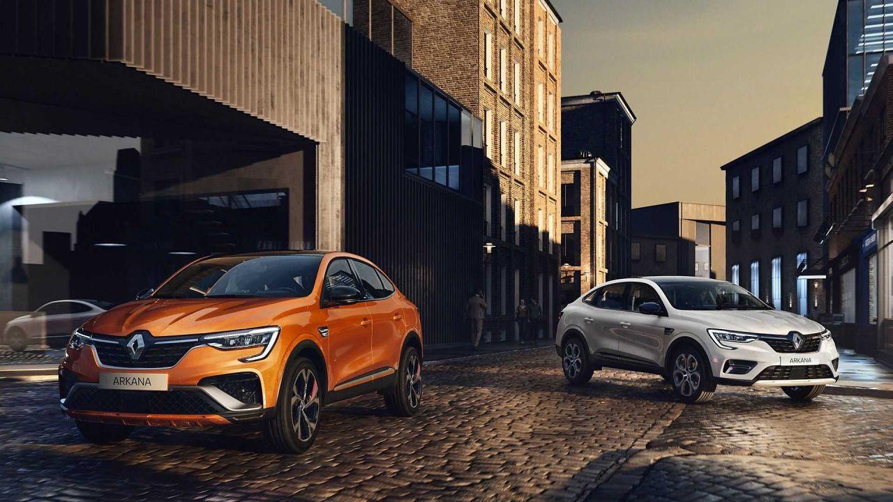 El nuevo Renault Arkana se lanza en Sudamérica | Garantia Plus