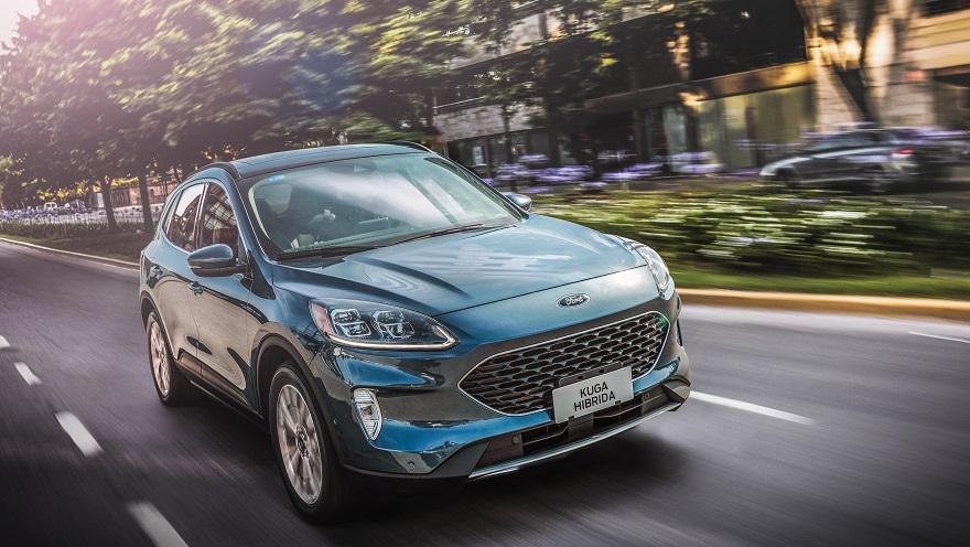 Ford completa la gama del Kuga híbrido con la versión tope de gama | Garantia Plus