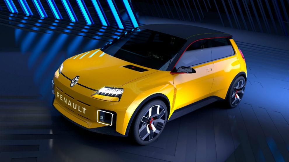 Renault 5: el regreso de un clásico de los 70 y 80 en versión eléctrica | Garantia Plus