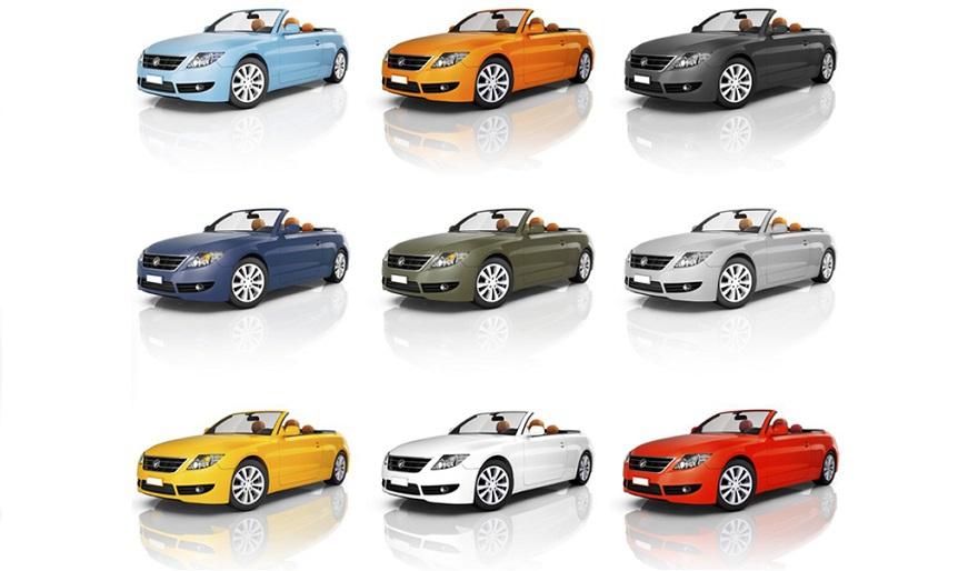 ¿Cuáles fueron los colores de autos más elegidos en 2020?   Garantia Plus