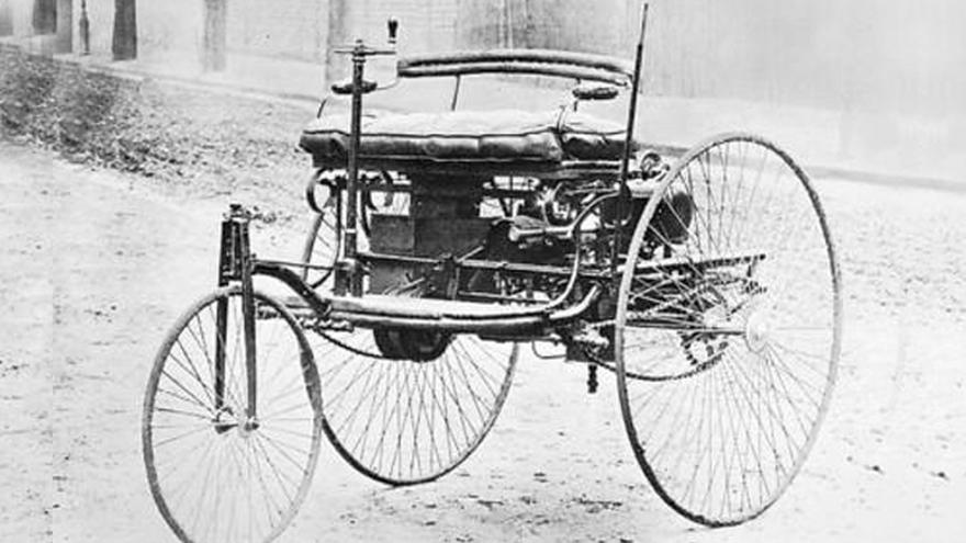 Hace 135 años nacía el automóvil y el mundo cambió | Garantia Plus