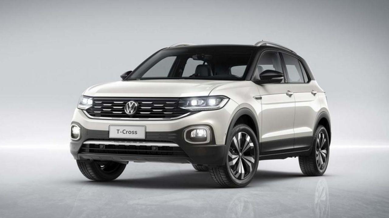 ¿Cuándo se suma el nuevo motor 1.0 turbo al Volkswagen T-Cross? | Garantia Plus
