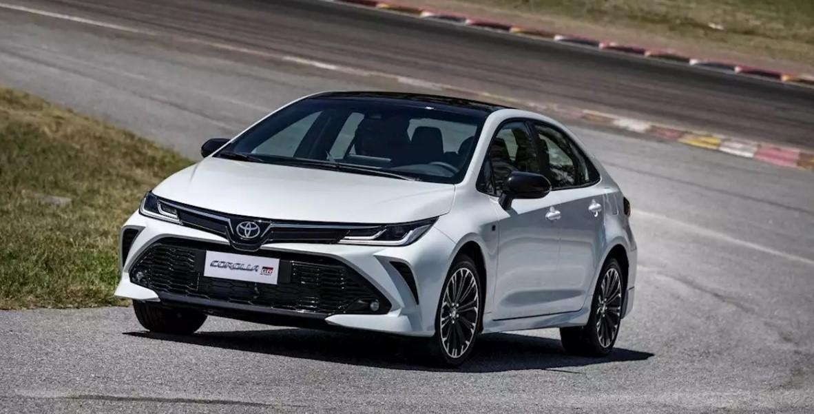Toyota Corolla GR-S, la versión deportiva de un sedán clásico | Garantia Plus