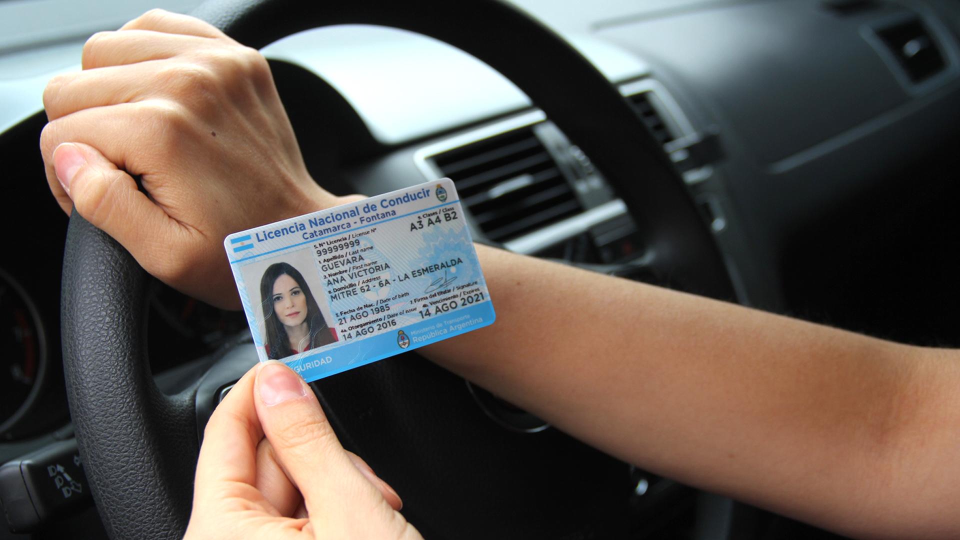 Agregaron un nuevo requisito para obtener la licencia de conducir en todo el país | Garantia Plus