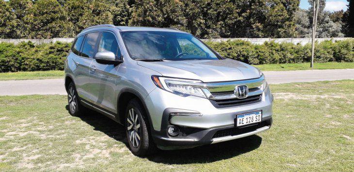 Las 10 claves del Honda Pilot: Un 8 plazas de gran confort y calidad | Garantia Plus