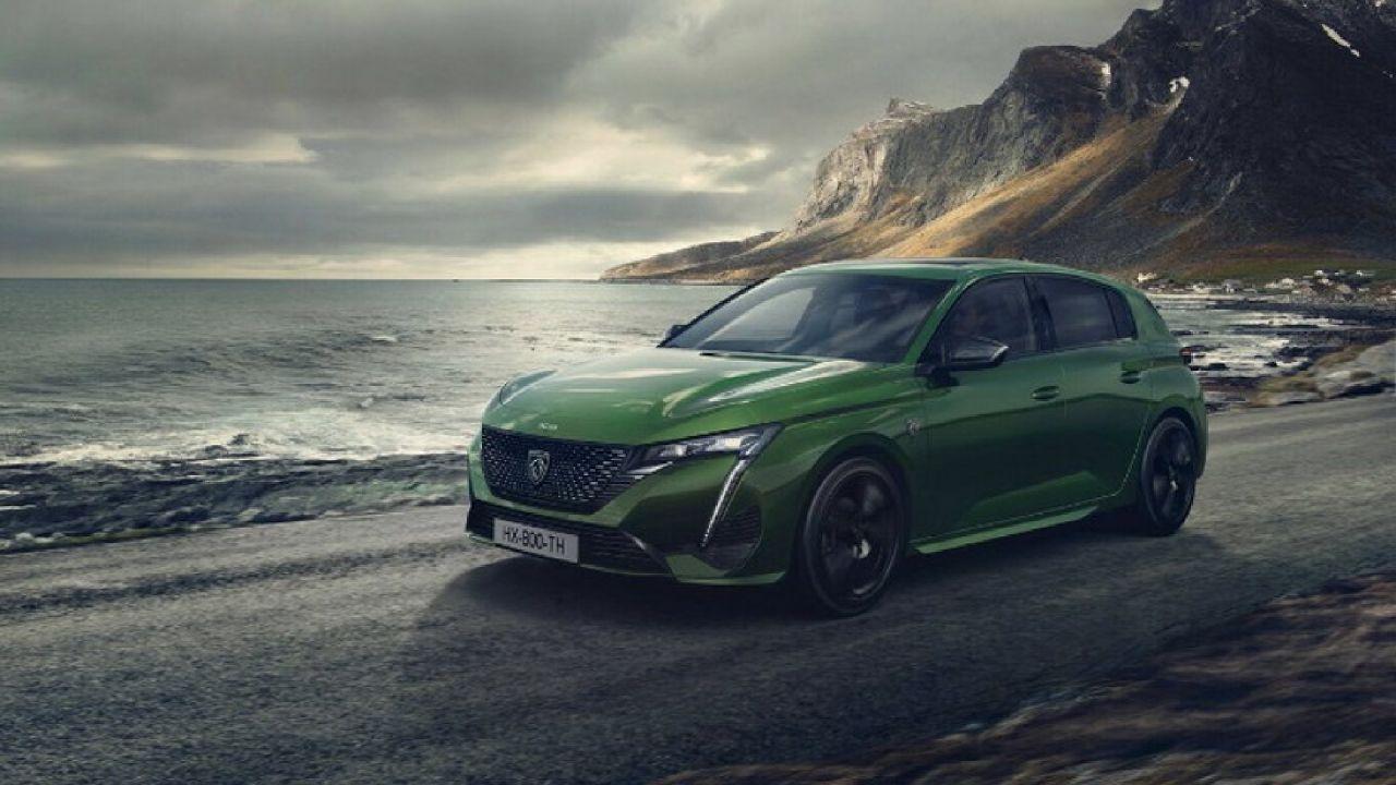 Peugeot presentó el nuevo 308: primeras imágenes | Garantia Plus