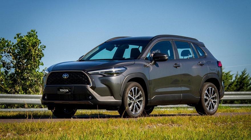 Descubrí cómo es el Toyota Corolla Cross: versiones y detalles del nuevo SUV mediano | Garantia Plus