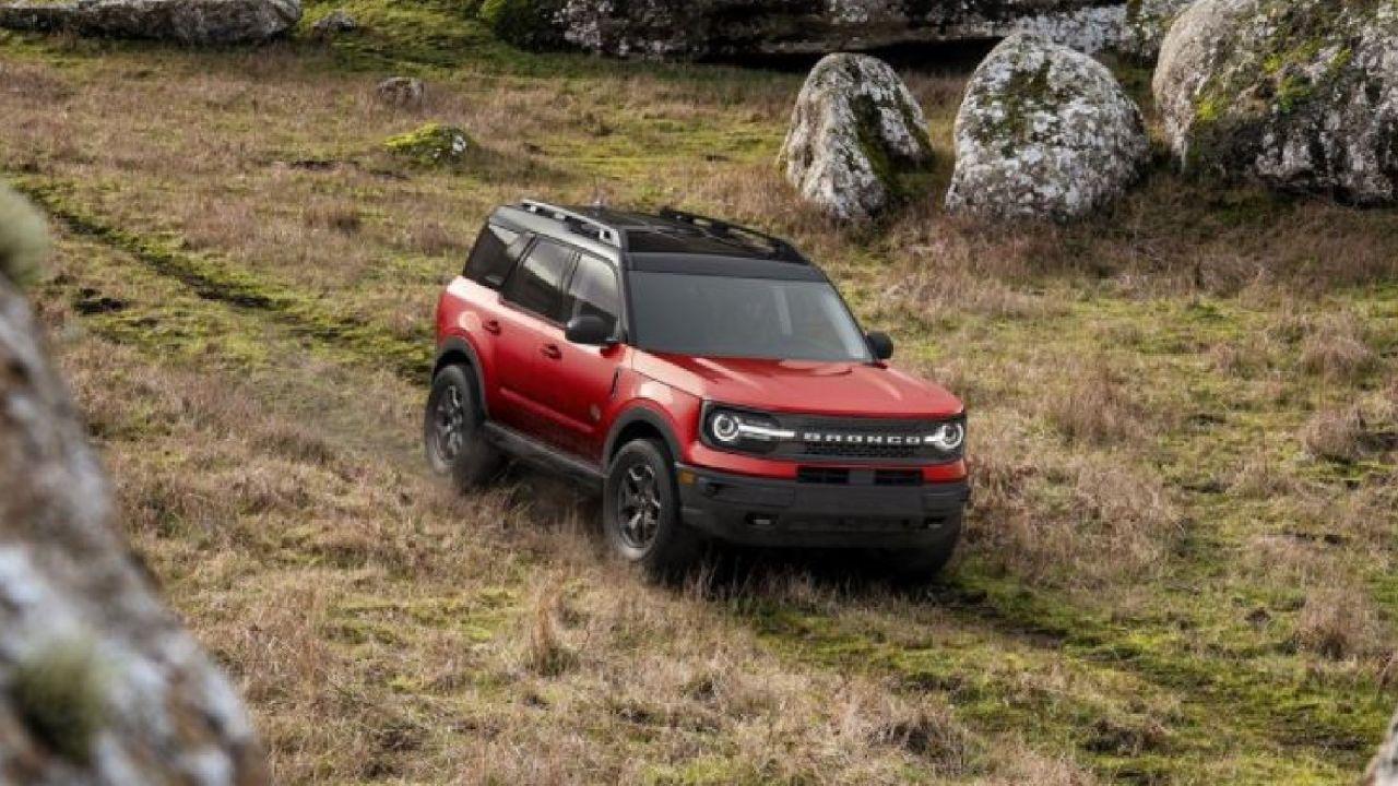 Ford presentó la nueva Bronco Sport en Argentina: precios, versiones y ficha | Garantia Plus