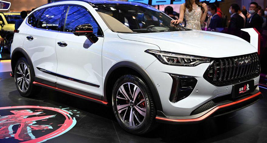 El Salón del Automóvil de Shangai en imágenes | Garantia Plus