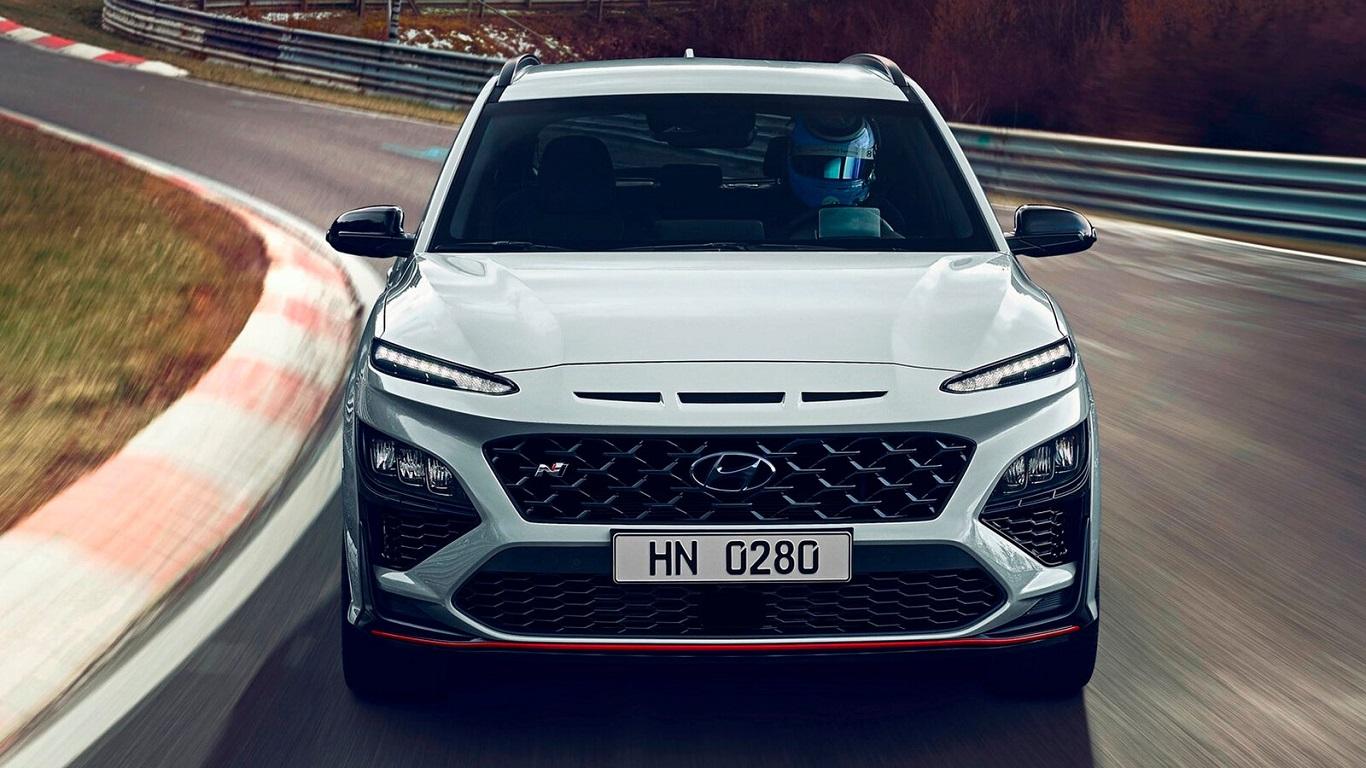 Deportivo y picante: Hyundai presenta el SUV Kona N | Garantia Plus