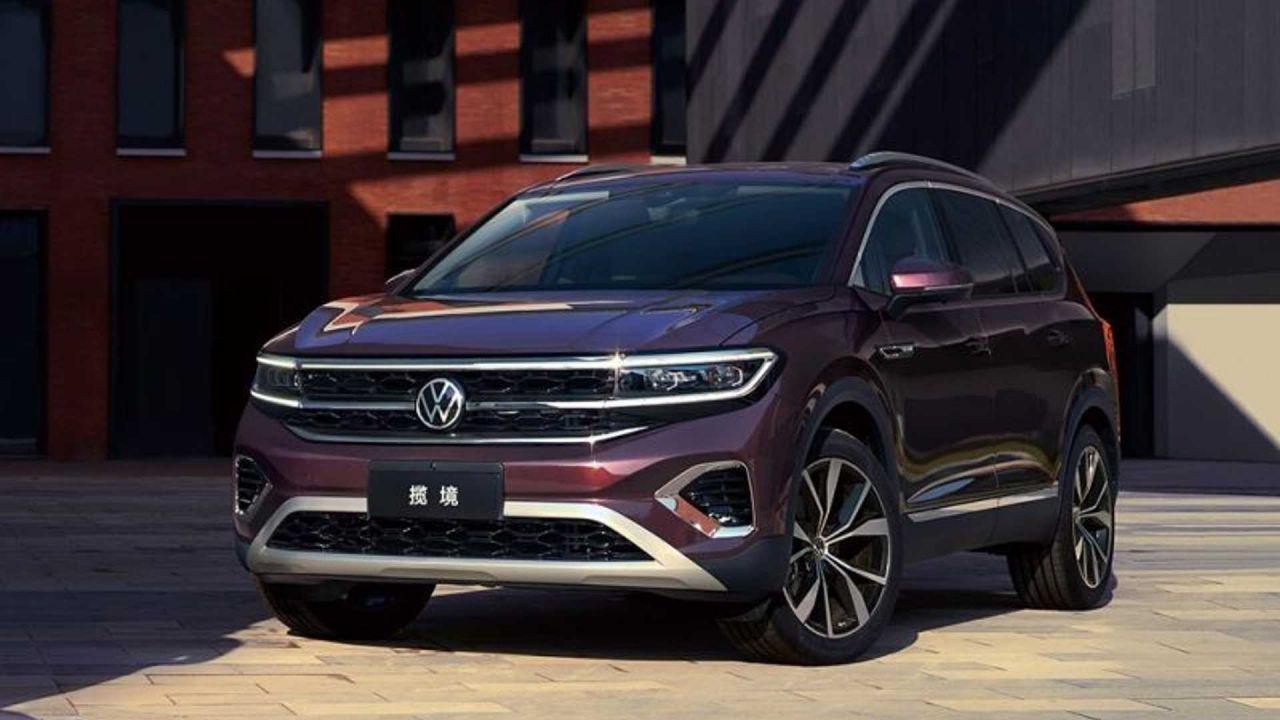 Volkswagen presentó a Talagon, un enorme SUV con base de Polo | Garantia Plus