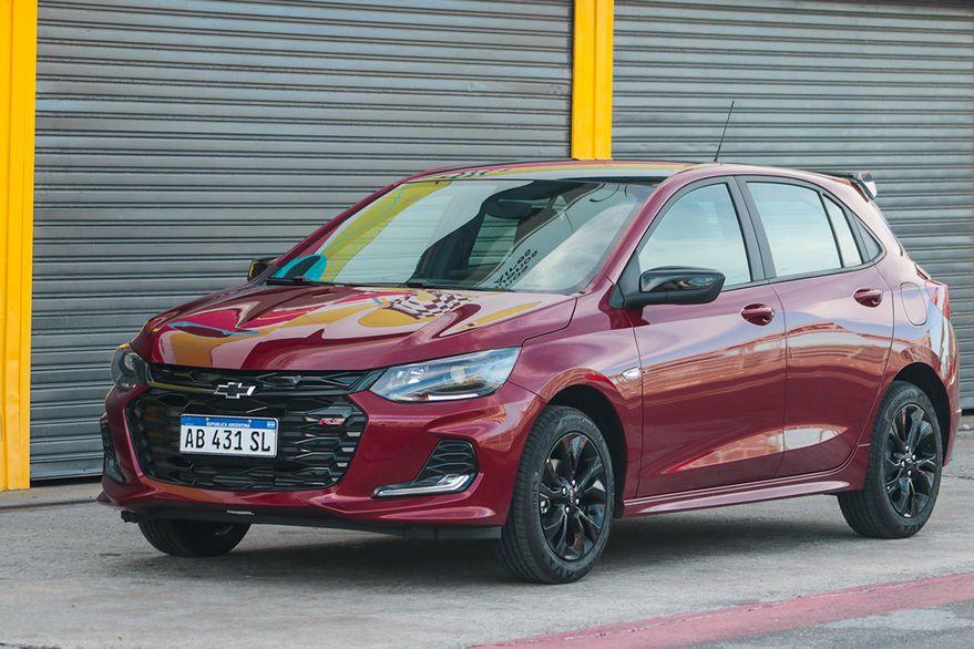 Test drive: prueba al Chevrolet Onix RS | Garantia Plus
