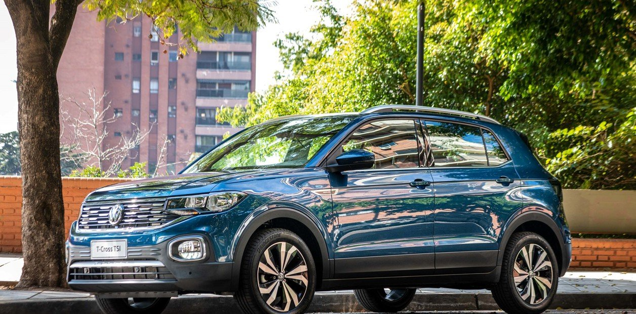 Volkswagen T-Cross: el SUV más vendido sumó una versión turbo | Garantia Plus