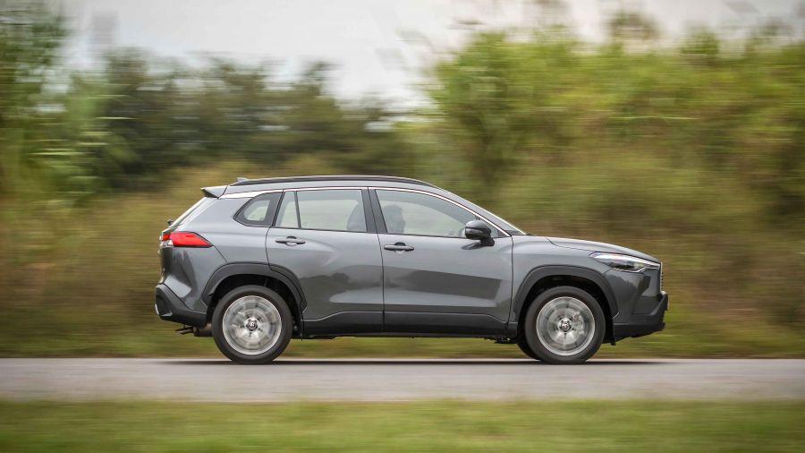 Test Drive: Prueba para el Toyota Corolla Cross | Garantia Plus