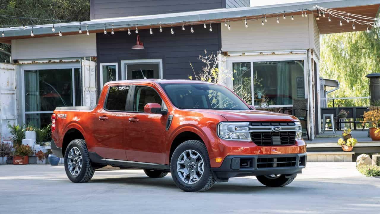 Ford Maverick: así es la camioneta que competirá con Fiat Toro | Garantia Plus