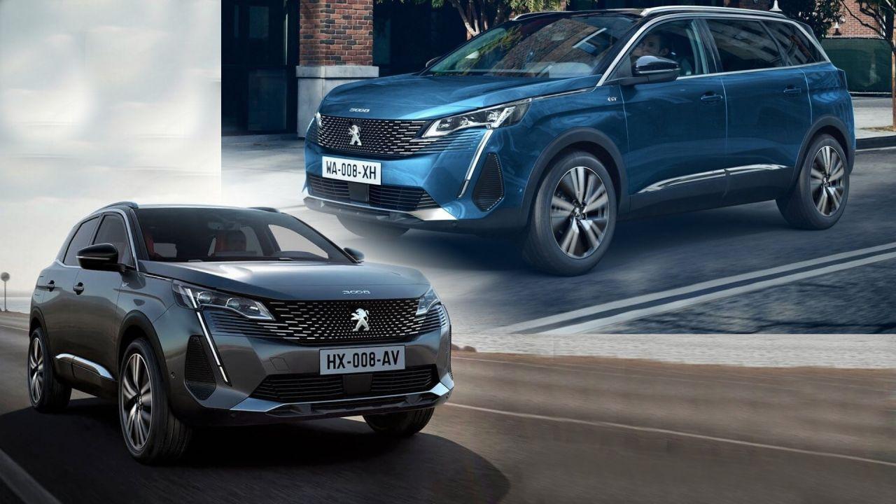 Peugeot lanzó los nuevos 3008 y 5008 en Argentina: precios y versiones | Garantia Plus