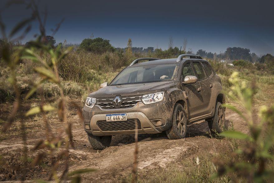 Renault Duster Iconic 4x4, el salto de calidad de un SUV exitoso | Garantia Plus