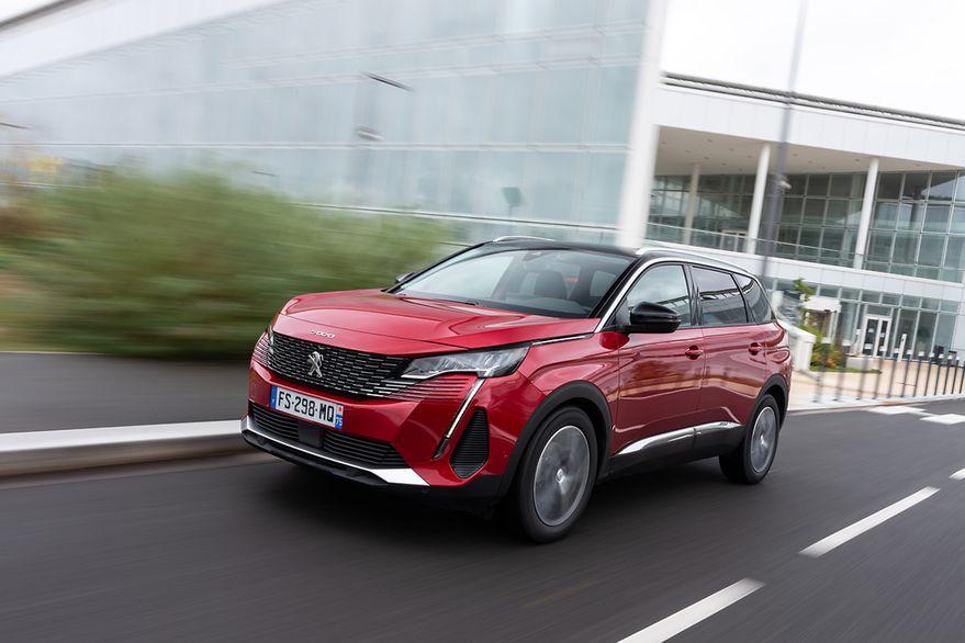 Test drive: Peugeot 5008, ideal para placenteros viajes en familia | Garantia Plus