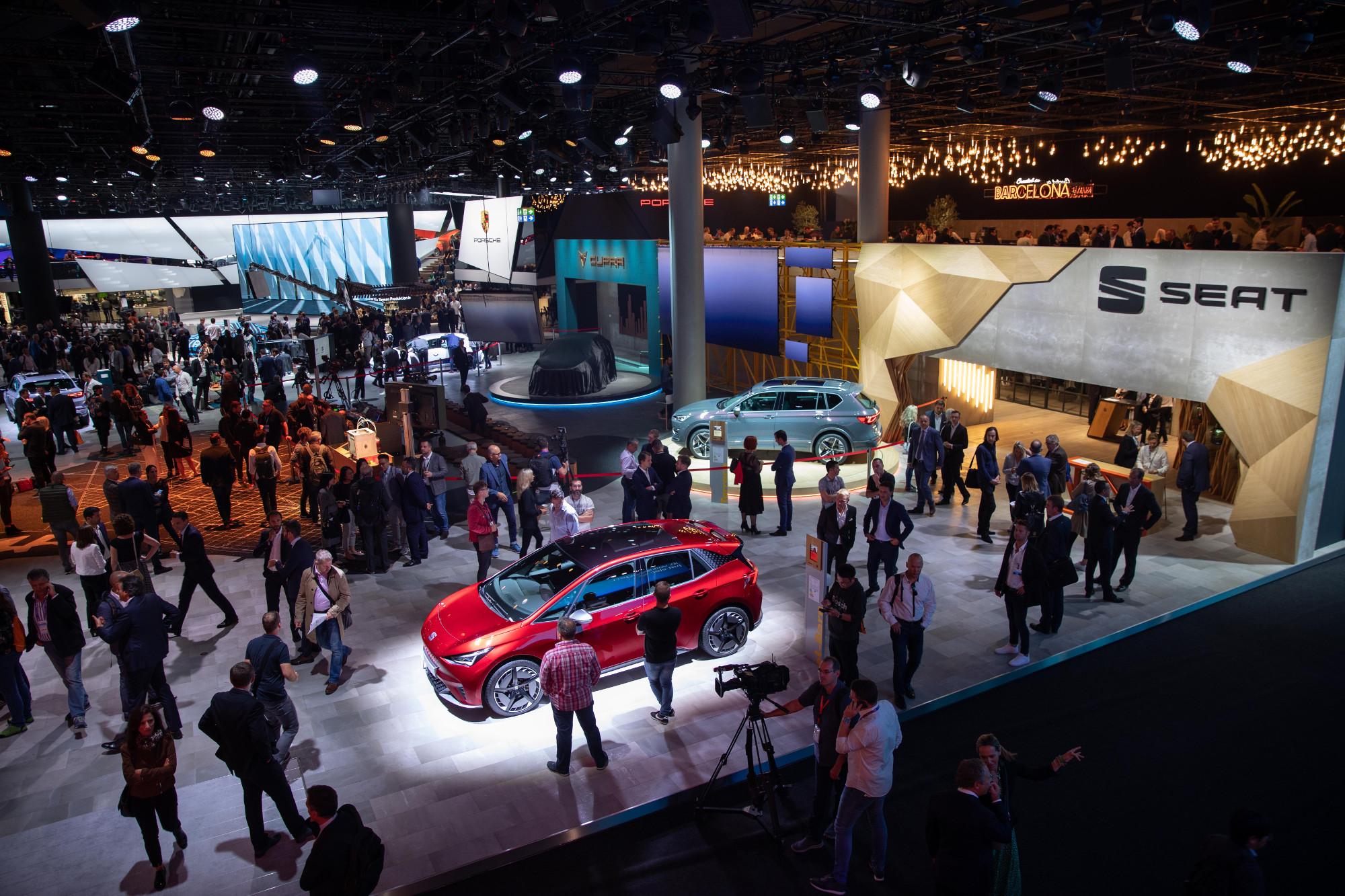 Conoce las novedades del Salón del Automóvil de Múnich 2021 | Garantia Plus