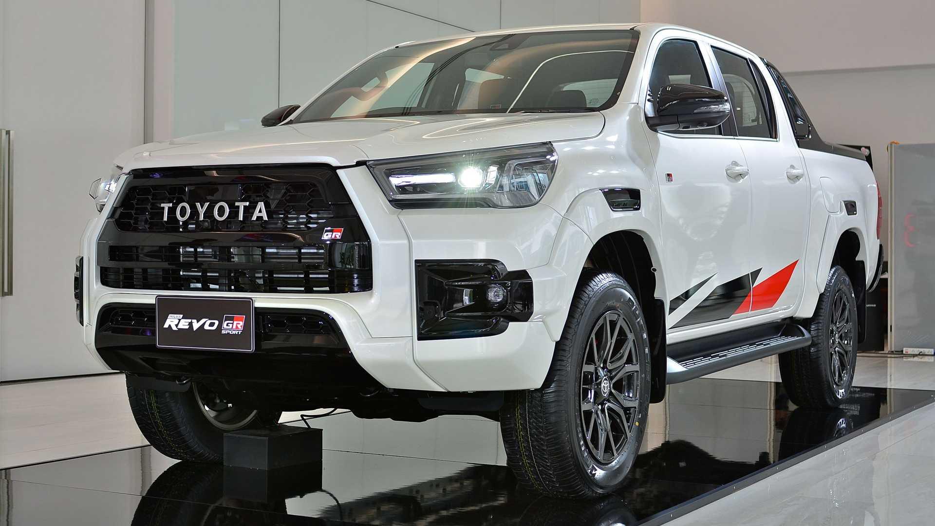 Así es la nueva Toyota Hilux GR Sport: conocela en detalles | Garantia Plus