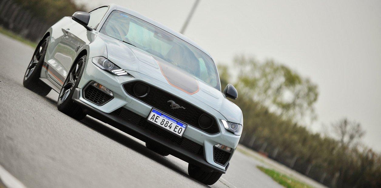 Análisis del Mustang Mach 1: cómo anda el Ford más potente de la Argentina   Garantia Plus
